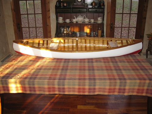 Scale Model Canoes